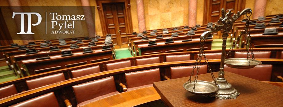 Coraz częściej w codziennych spraw niezbędna jest fachowa i rzetelna pomoc prawna